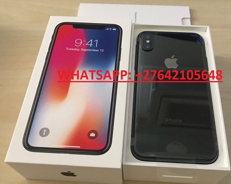 Zdjęcie Apple iPhone X 64GB = 400 EUR ,Apple iPhone X 256GB = 450 EUR ,Samsung Galaxy S9/S9+ 64GB = 400 EUR , WhatsApp Chat: +447451221931 Elektronika / AGD Bielsk Podlaski